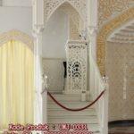 Podium Mimbar Kubah Classic Minimalis Jepara Di Kulon Progo