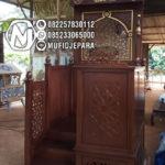 Podium Mimbar Minimalis Modern Jepara Di Kulon Progo