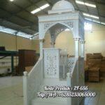 Mimbar Masjid Ukiran Mewah Jepara Di Kotawaringin Barat