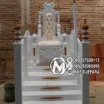 Mimbar Masjid Minimalis Sederhana Jepara Di Kajen