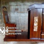 Podium Mimbar Kubah Classic Minimalis Jepara Di Batubara